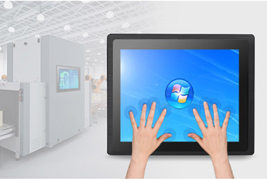 Industrial Capacitive Touch Screen Monitor