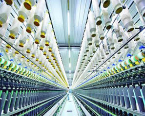 Touch Control & Display Solution In Textile Industry