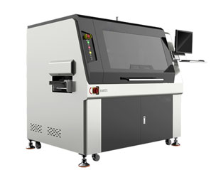 Industrial Panel PC Based Unmanned Intelligent Automatic PCB Separator