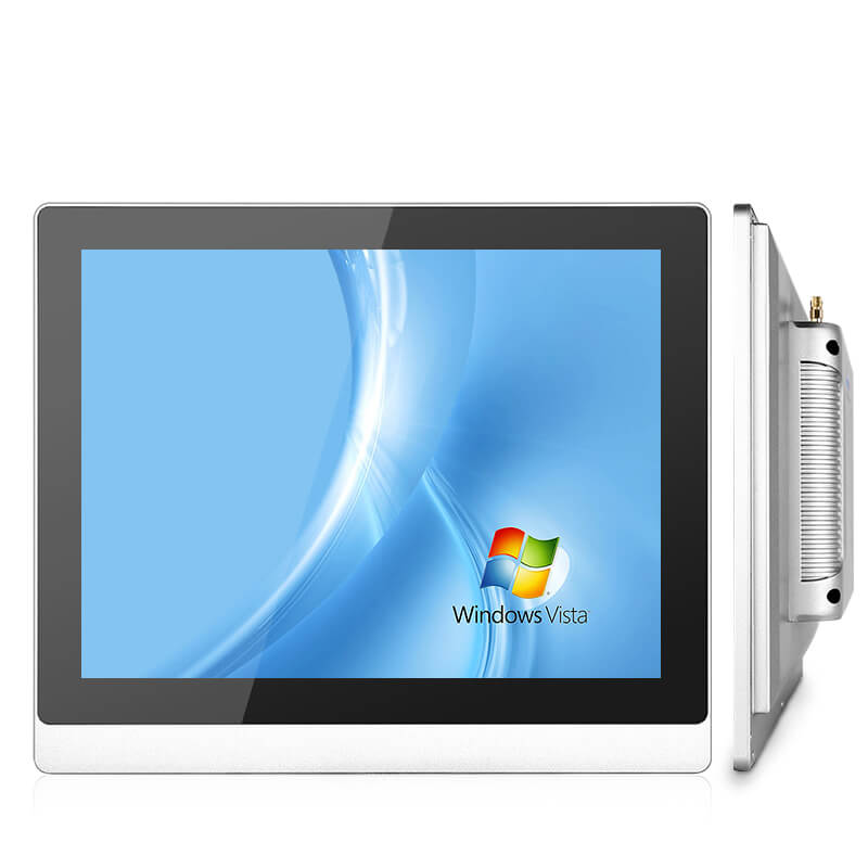Fanless Medical Grade Touch Panel PC Computer