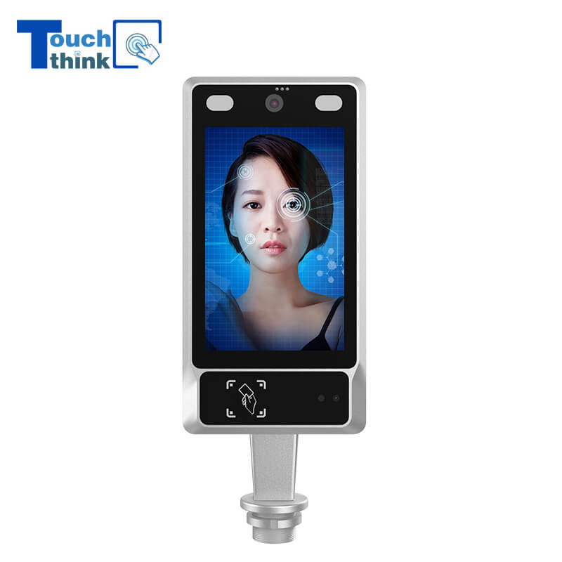 8 Inch Facial Recognition Terminal For Turnstile Access Control