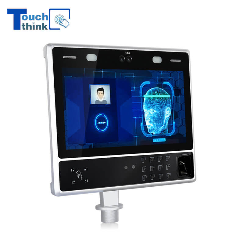 11.6 Inch Face Detection Verification For Access Control And Payment System