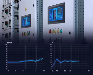 Touch Think Industrial Panel PC Use In Power Control Cabinet