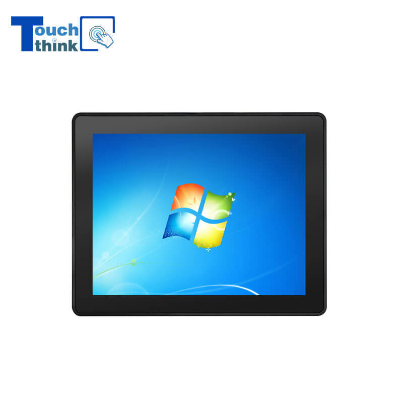 Rugged IP65 Industrial Touchscreen Computer Industrial HMI Panel PC