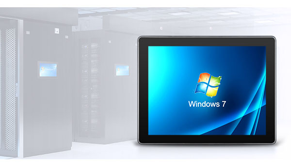 Fanless Panel PC with 7mm Front Bezel