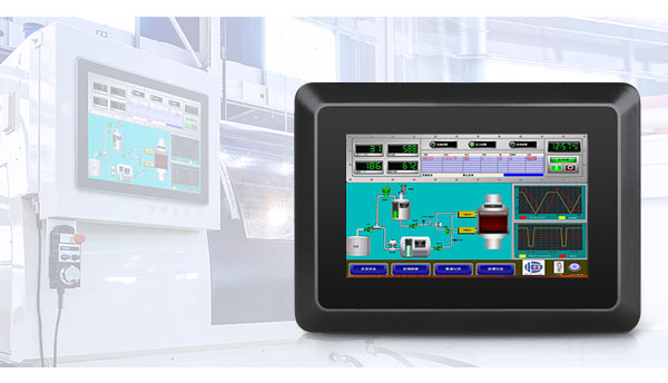 Small Size Industrial LCD Displays