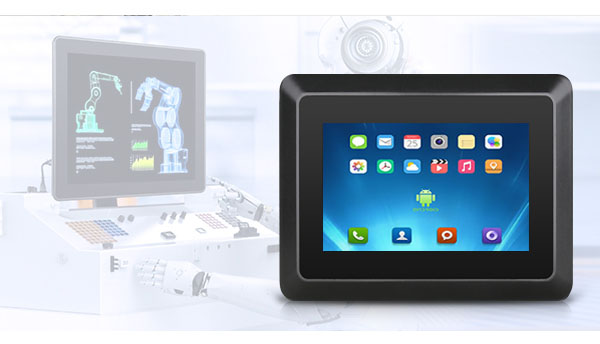 Small Size Industrial Android Tablet PC