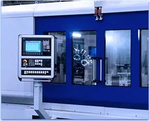 Industrial Touch Displays Used In High-End CNC Machine Tools